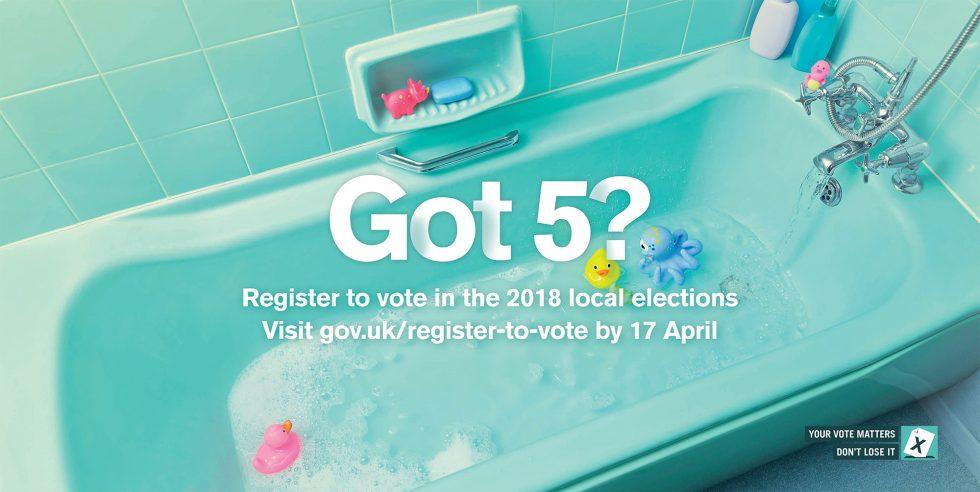 Your Vote Matters - Bath