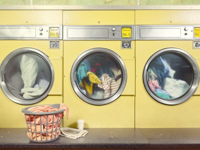 Your Vote Matters - No Type - Laundrette