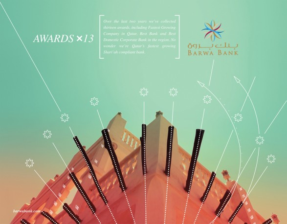 Nick Meek Barwa Bank Awards 587x458 Barwa Bank