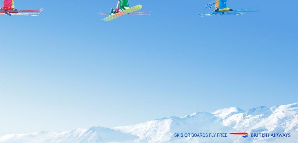 BA ski