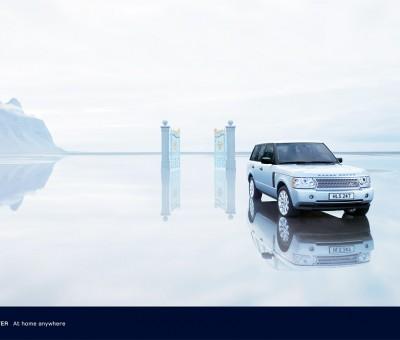 Range Rover - Water
