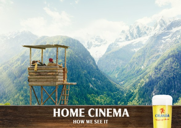homecinema 587x415 Calanda for Publicis Zurich
