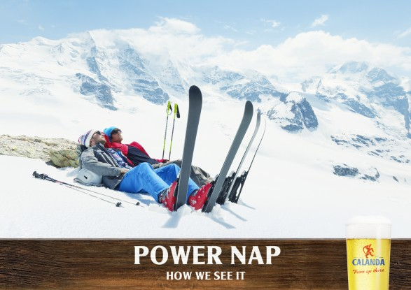 powernap 587x415 Calanda for Publicis Zurich 