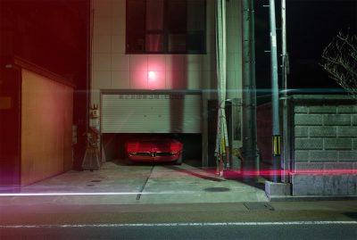 Tokyo Garage with Maserati