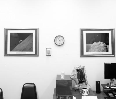 Apollo 11 flight controllers office