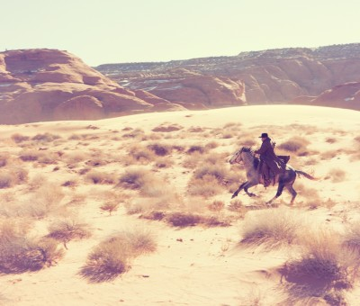 Navajo Rancher