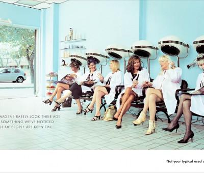 Volkswagen - Hairdresser