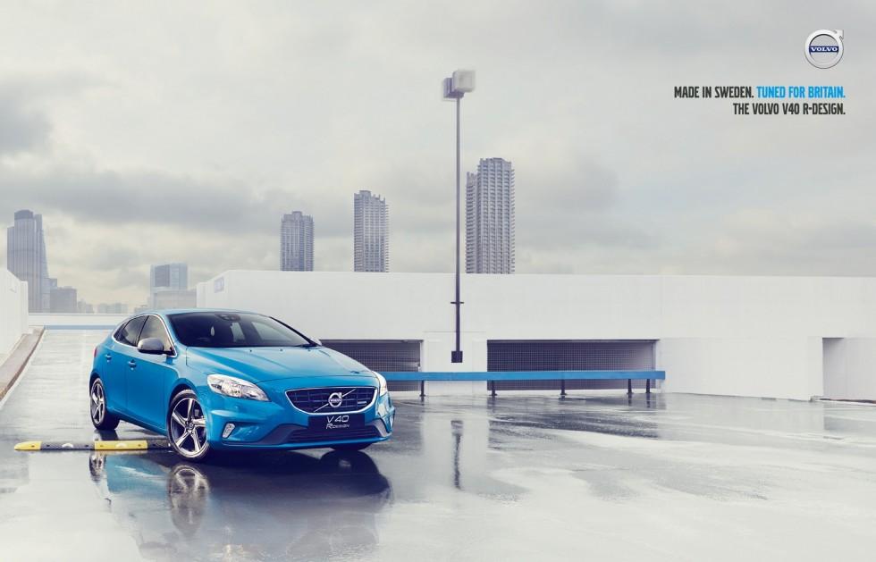 Volvo V40r
